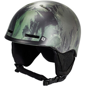 Salomon Grom Helmet Juniors Camo